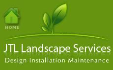JTL Landscaping Services Logo